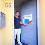 Podologe Daniel Essig Eingang